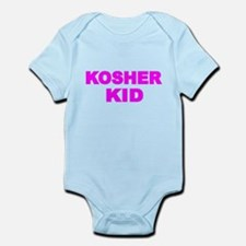 KOSHER KID 3 Body Suit