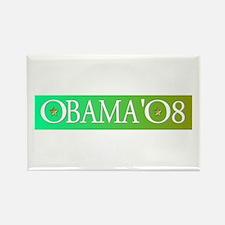 Obama '08 Rectangle Magnet