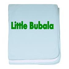 LITTLE BUBALA 2 baby blanket