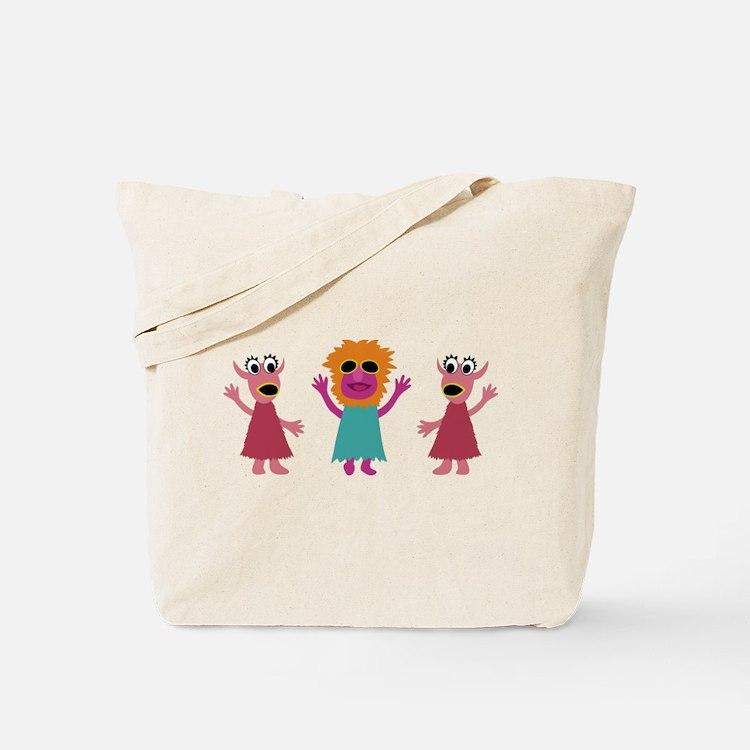 Mahna Mahna Tote Bag