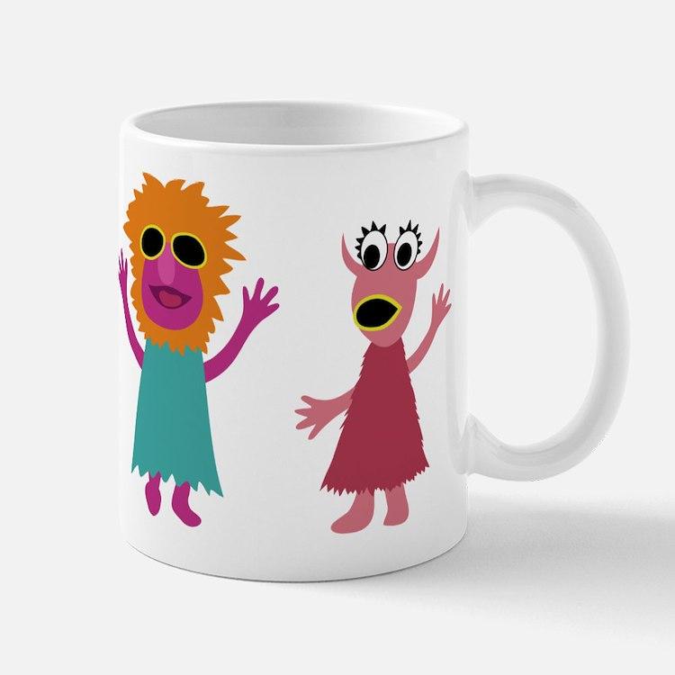 Mahna Mahna Small Mugs