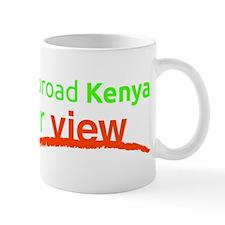 Volunteer Kenya Program Mug