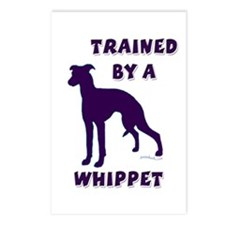 Whippet Ppl Postcards (Package of 8)