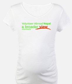 Volunteer Nepal Shirt
