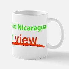 Volunteer Nicaragua Mug