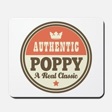 Classic Poppy Mousepad
