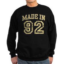 Made In 92 Sweatshirt