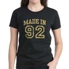 Made In 92 Tee