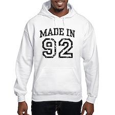 Made In 92 Hoodie