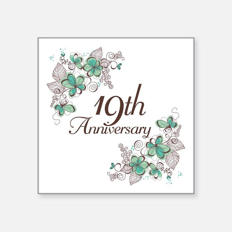 19th Year Wedding Anniversary Gift Ideas Eskayalitim