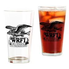 WRFI Flying Fish Drinking Glass