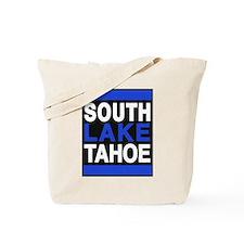 south lake tahoe 2 blue Tote Bag