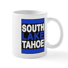 south lake tahoe 2 blue Mug