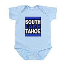 south lake tahoe 2 blue Body Suit