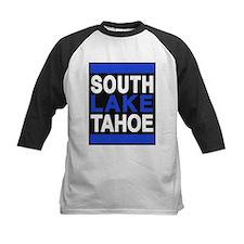 south lake tahoe 2 blue Baseball Jersey