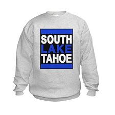 south lake tahoe 2 blue Sweatshirt