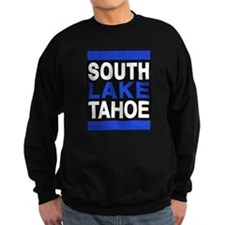 south lake tahoe 2 blue Sweatshirt