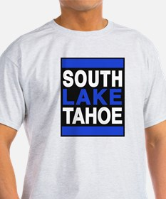 south lake tahoe 2 blue T-Shirt