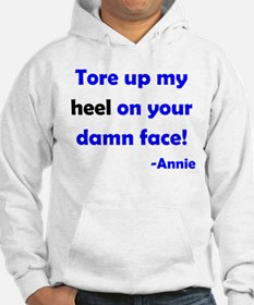 Not Trading With You Hoodie