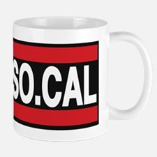 so cal a red Mug