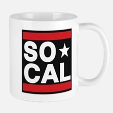 so cal sq red Mug