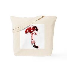 Drive By Flowering Tote Bag