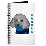 I Love Sweater Poodles Journal