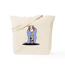 Guinea Pigs In A Blanket Tote Bag