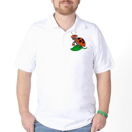 Ladybug Golf Shirt