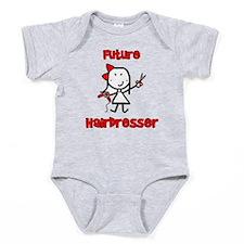 Future Hairdresser Baby Bodysuit