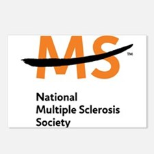 National MS Society Postcards (Package of 8)