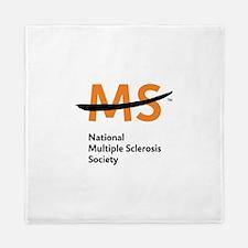 National MS Society Queen Duvet
