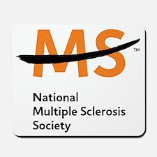 National MS Society Mousepad