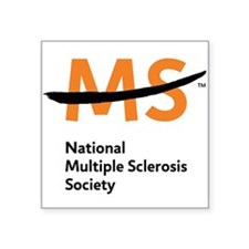 National MS Society Sticker