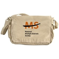 National MS Society Messenger Bag