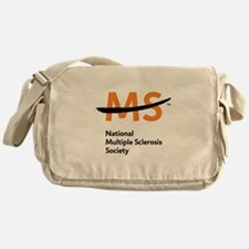 National MS Society Messenger Bag