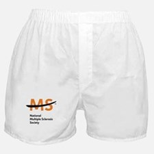 National MS Society Boxer Shorts