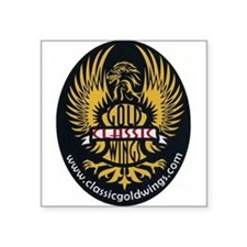 Classic Goldwings Logo Sticker