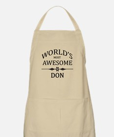 World's Most Awesome DON Apron