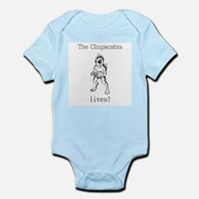 The Chupacabra Lives Infant Bodysuit