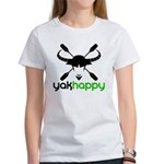 Yakhappy logo dark T-Shirt