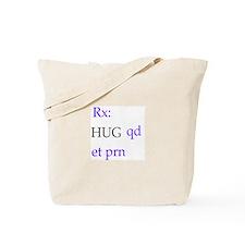 Hug Rx Tote Bag
