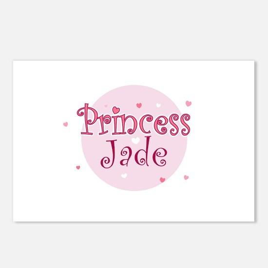 Jade Postcards (Package of 8)