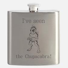 Ive Seen the Chupacabra! Flask