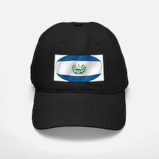 Pure Flag of El Salvador Baseball Hat