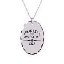 World's Most Awesome CNA Necklace