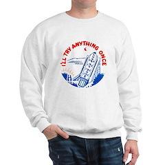 Moon or Bust Sweatshirt