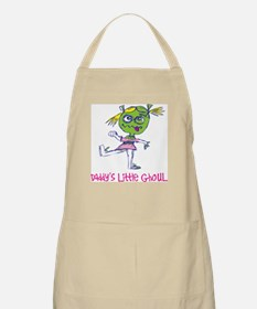 Daddy's Little Ghoul Apron