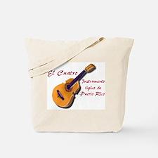 Unique Boricua Tote Bag