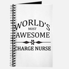 World's Most Awesome Charge Nurse Journal